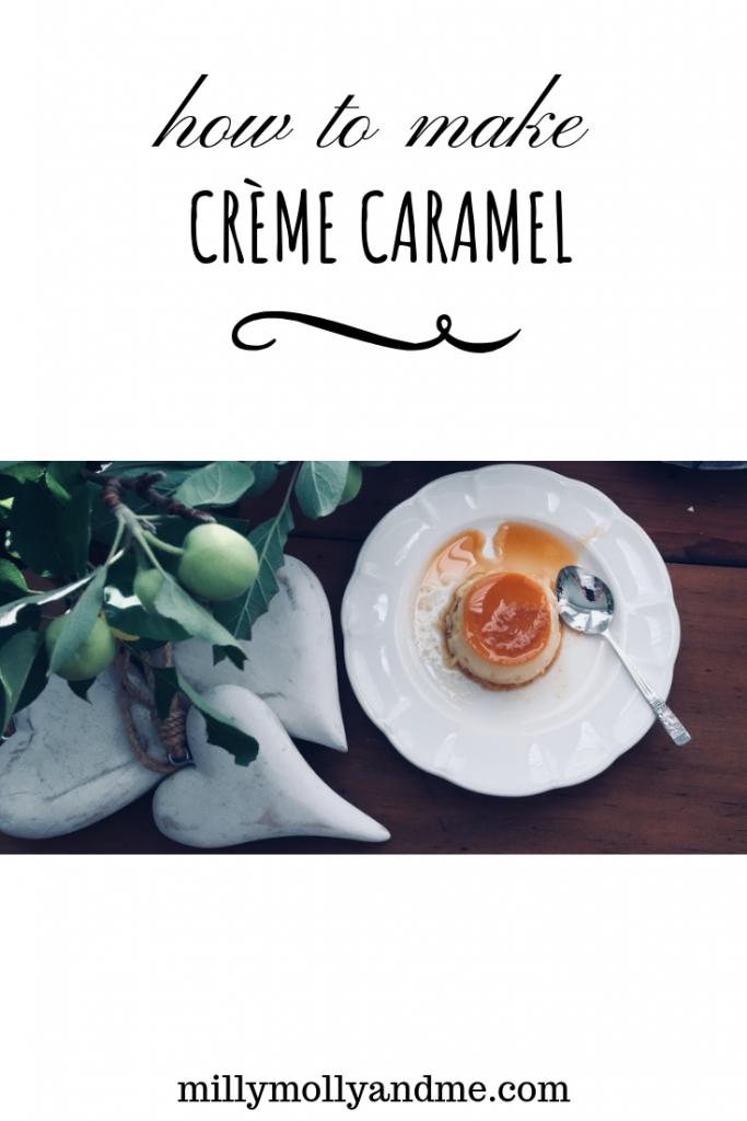 HTM Crème Caramel
