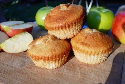 Apple Maple Muffins