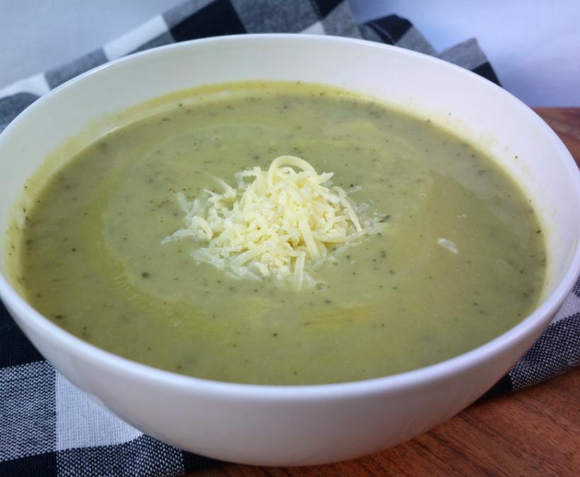 Speedy Zucchini Soup