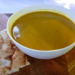 Simple Roast Pumpkin Soup