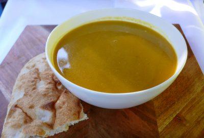 Simple Roast Pumpkin Soup