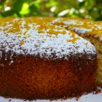 Favourite Orange Butter Cake