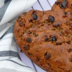 Simple Boiled Fruit Cake
