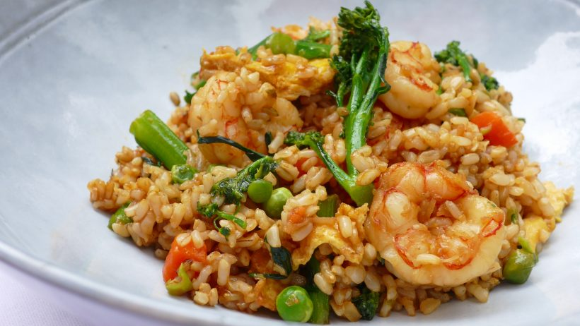 Loaded Fried Rice
