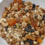 Homemade Muesli/Granola