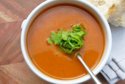 Tomato Soup - Boost Your Health Easily