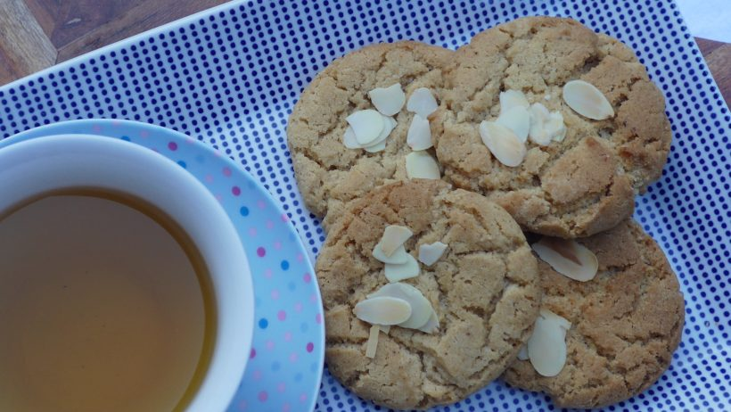 Browned Butter Biscuits