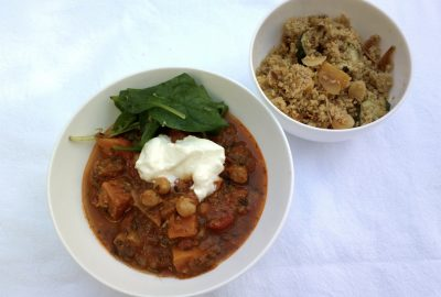 Moroccan Spiced Vegetable Casserole
