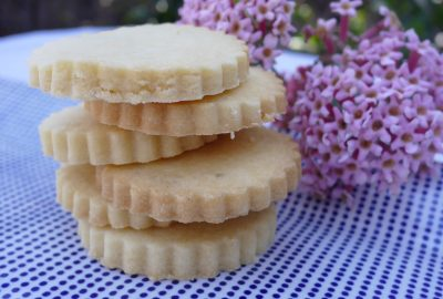 Best Ever Shortbread