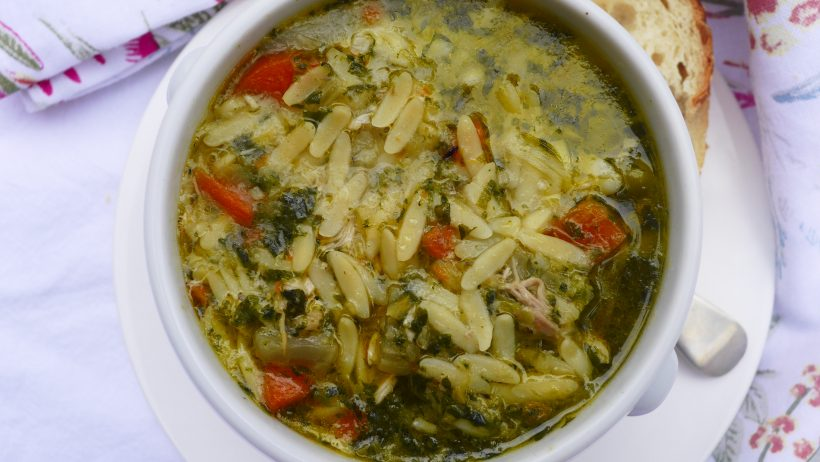 Love In A Bowl - Chicken Soup