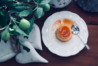 Crème Caramel - Father's Day Treat