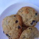 Orange and Oat Biscuits